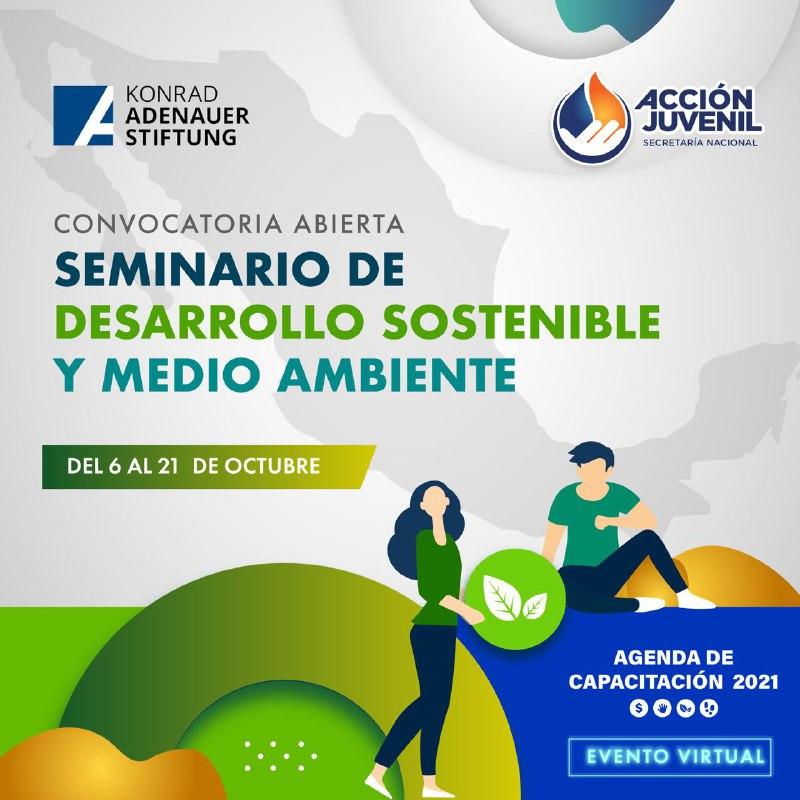 Seminario de Desarrollo Sostenible y Medio ambiente KAS - SNAJ