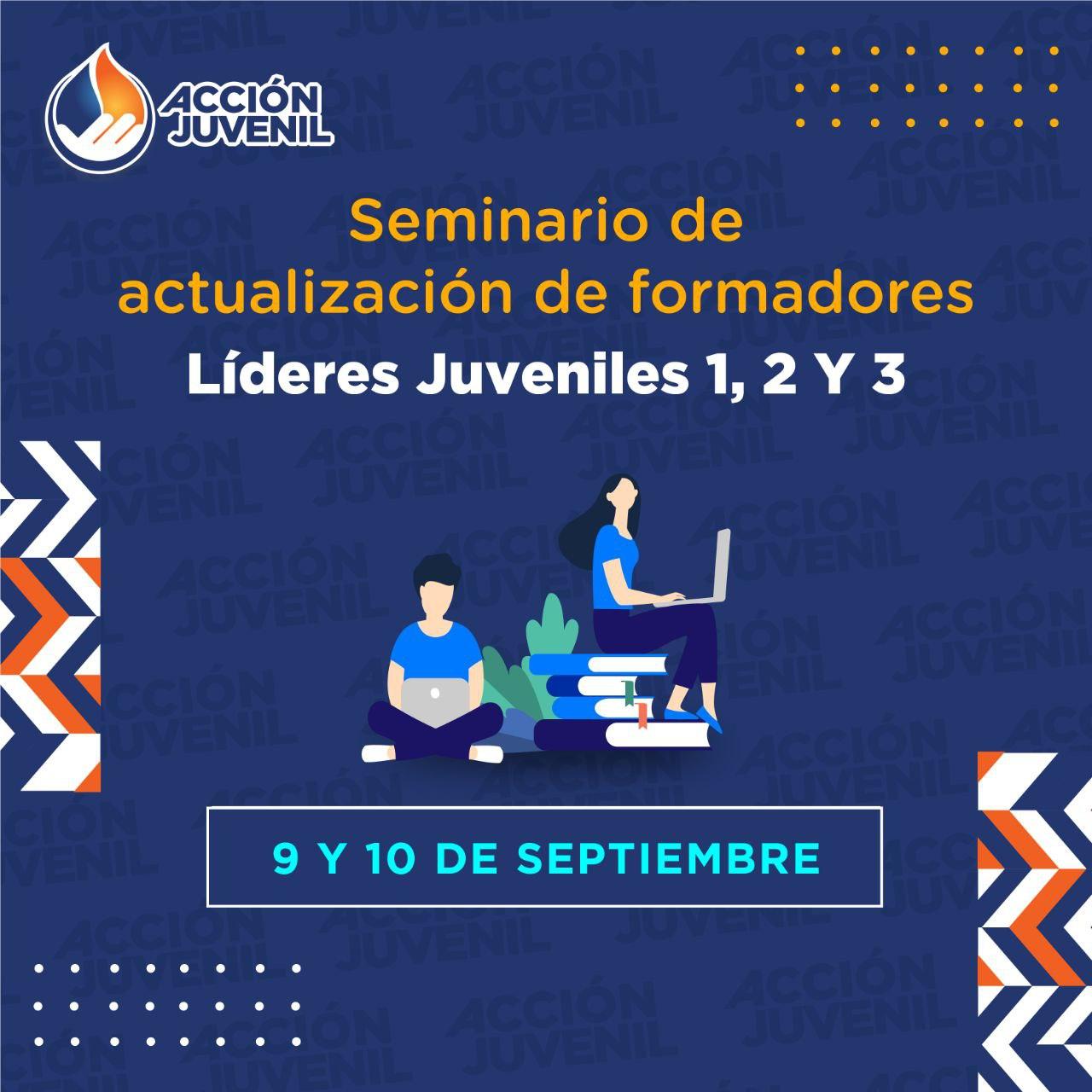 Seminario de actualización de los cursos básicos Lideres Juveniles 1, 2 y 3